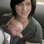 Familiefotografie moeder en kind