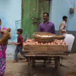 Straatfotografie India